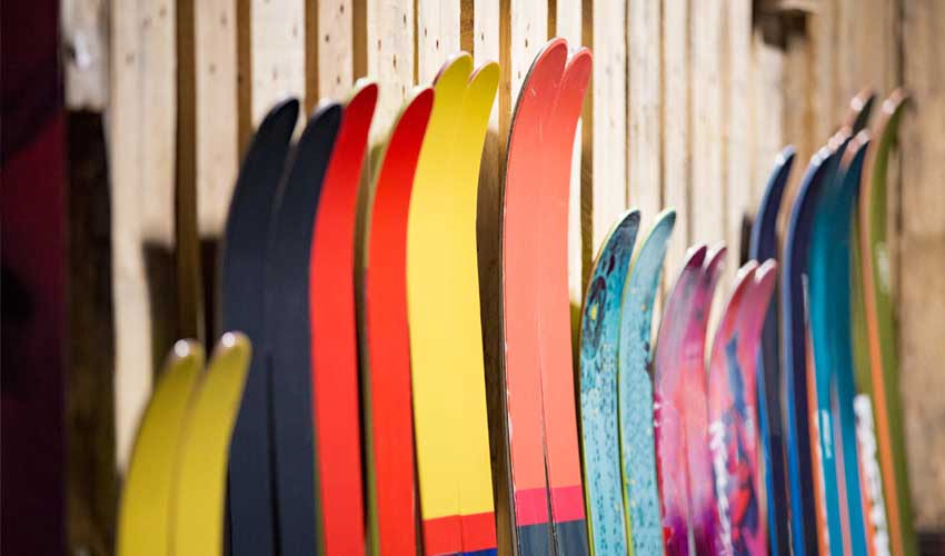 Local ski dans les Clubs Belambra