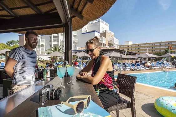 Club Marmara Costa Del Sol : Restauration