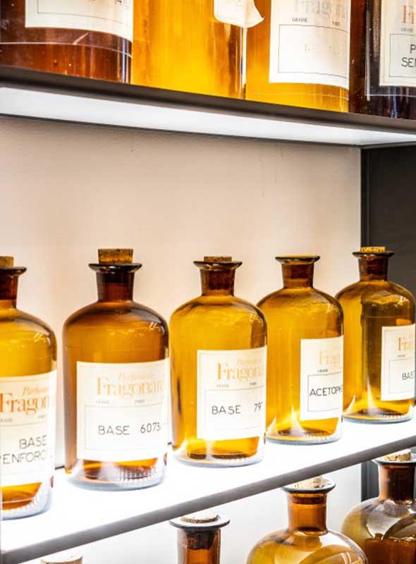 Parfums Fragonard à Grasse