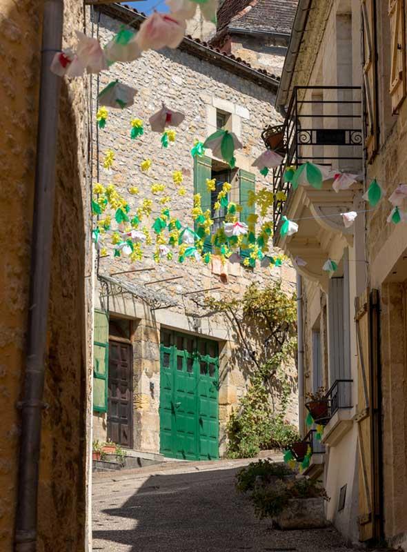 Rue dans Bergerac