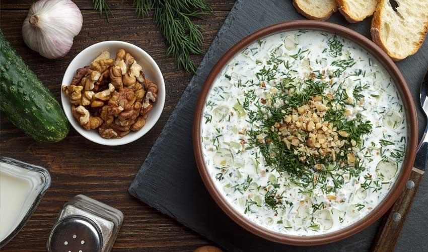 bulgarie gastronomie top a faire tarator