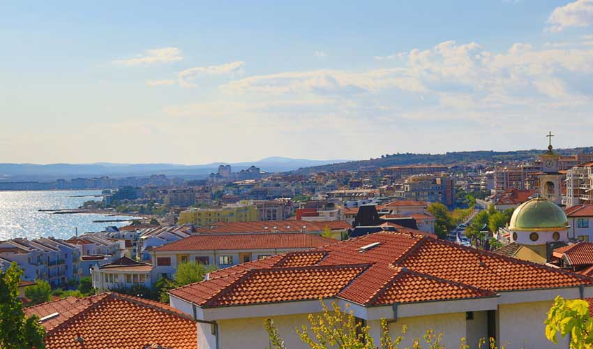 bulgarie top a faire sveti vlas town
