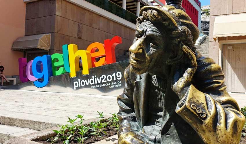 BULGARIE top pas cher plovdiv festival culture