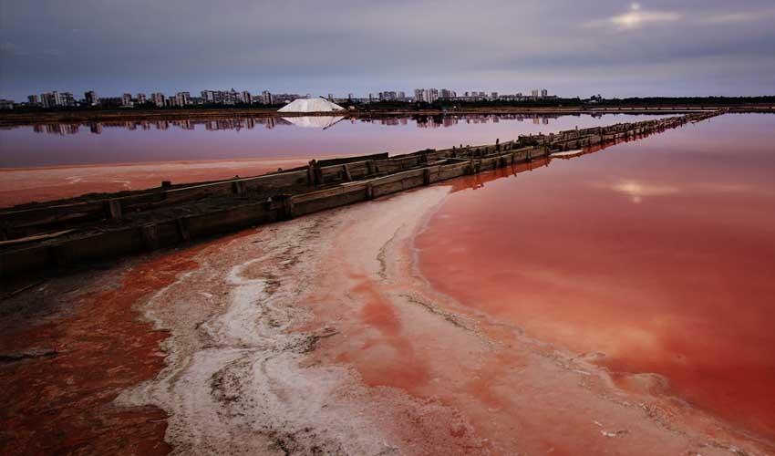 Bulgarie top a ne pas manquer lac de bourgas sel mer rouge