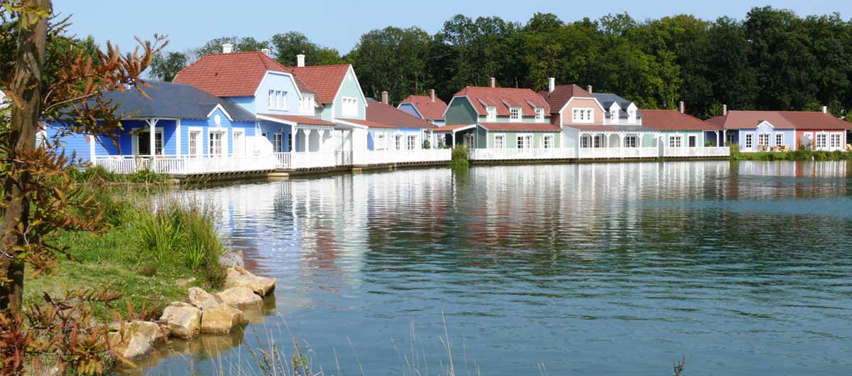Center Parcs : des vacances dans la nature en forêt ou face à un lac