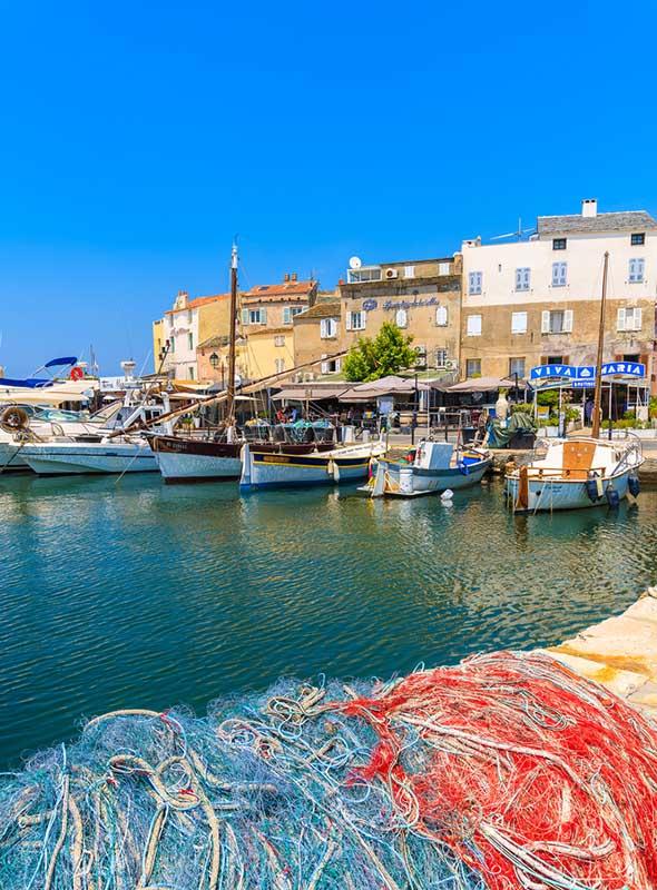 Saint-Florent en Corse