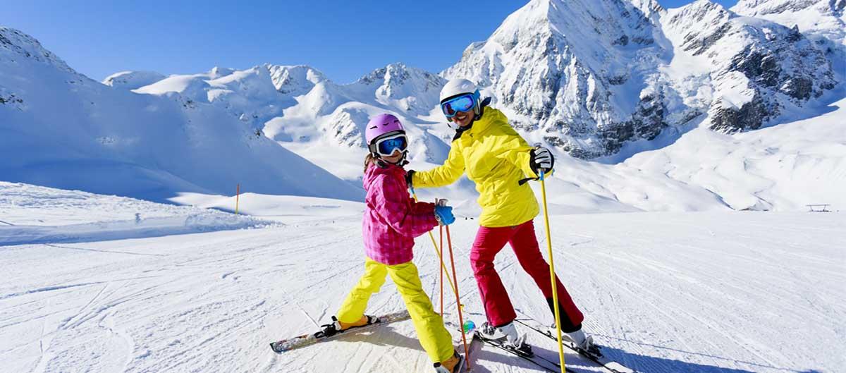 MMV famille ski montagne vacances hiver et été