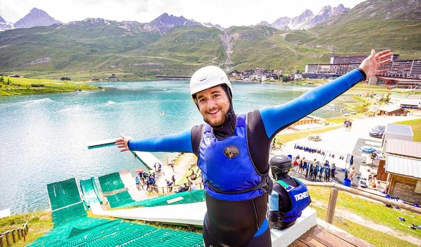 Ski d'été en hôtel club MMV Les Brévières
