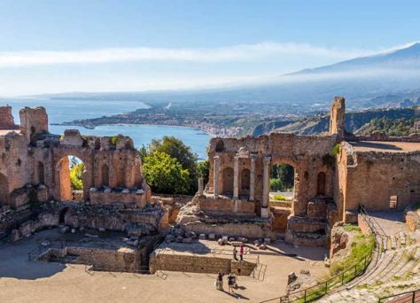 Vacance en Sicile depuis un Club Jumbo et Club Framissima