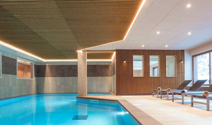 vacances sportives MMV piscine clé des cimes