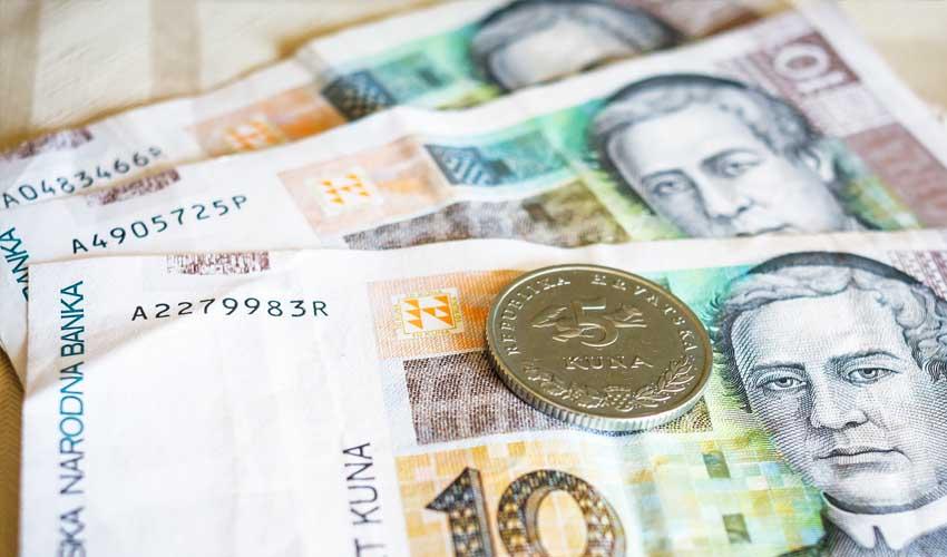 CROATIE TOP PAS CHER Change monnaie kuna