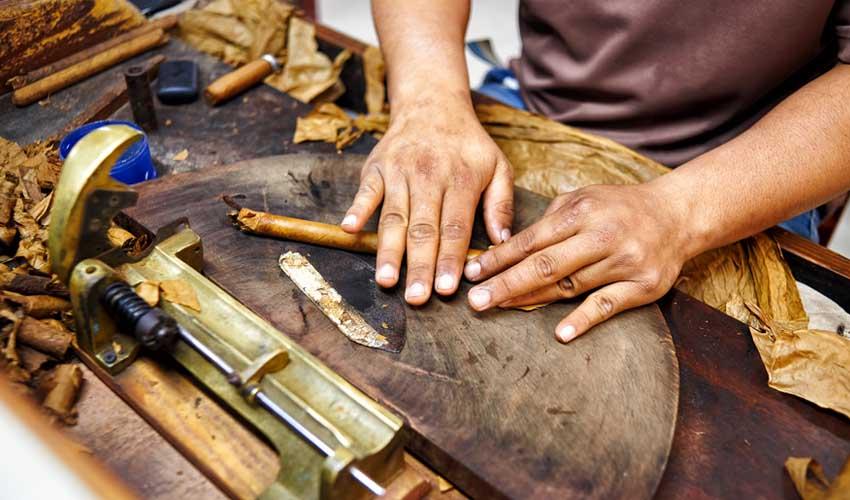 cuba la havane fabrique à cigares fabrication a la main visite