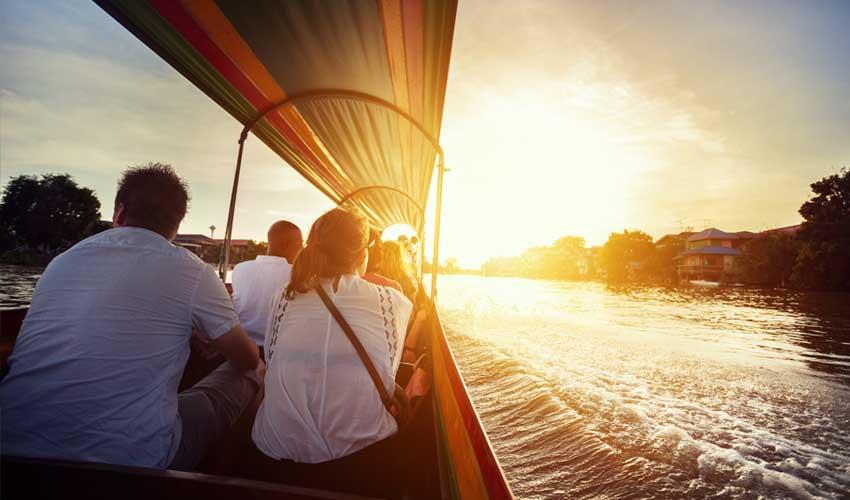 expedia agence tourisme activite en bateau thailande