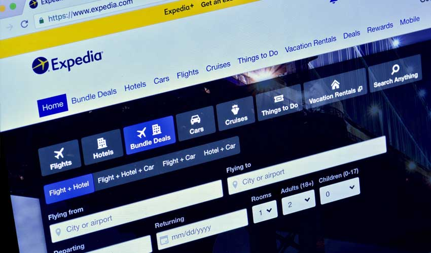 expedia agence site internet comparateur