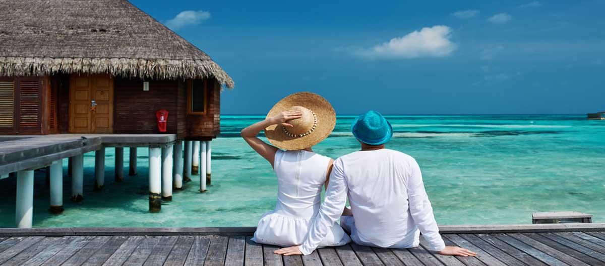 expedia programme fidelite couple hotel de luxe voyage caraibe