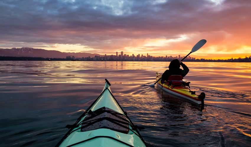 expedia agence programme fidelite activités kayak coucher de soleil