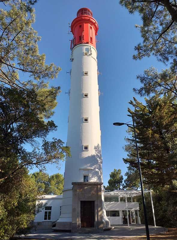 Le phare du Cap Ferret, Arcachon, France