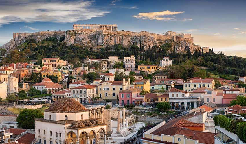 GRECE TOP A FAIRE visiter athenes ville