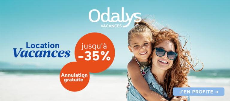 Odalys-Vacances : annulation gratuite cet été