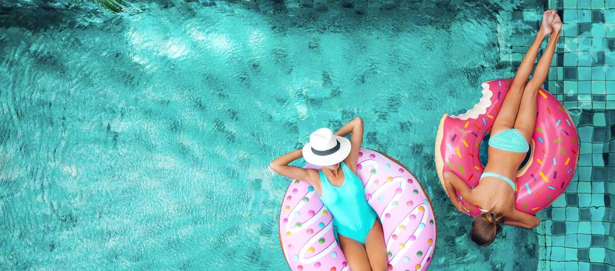 Pierre & Vacances vacances dete piscine mere et enfant image principale