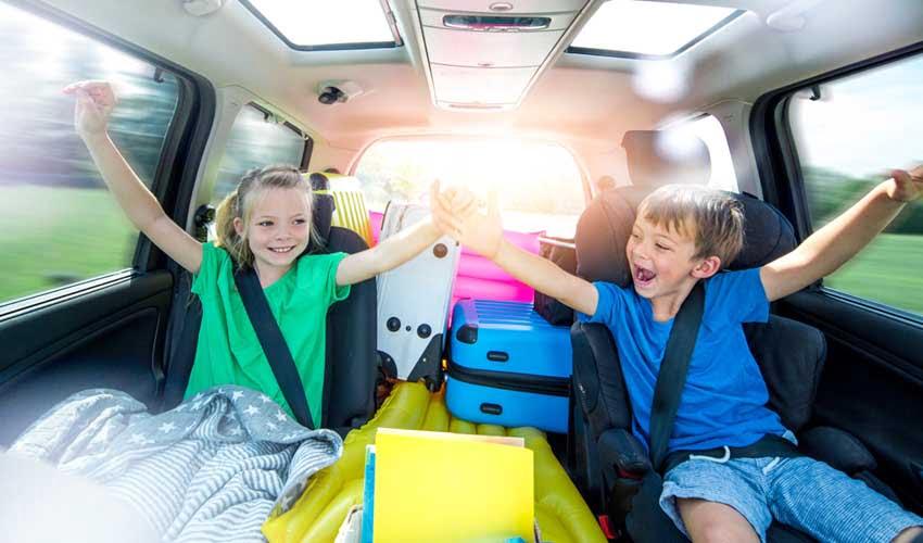 Promotions Vacanciel pour les familles en été
