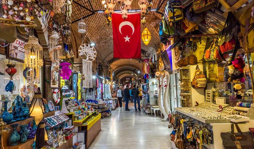 turquie izmir marché souk