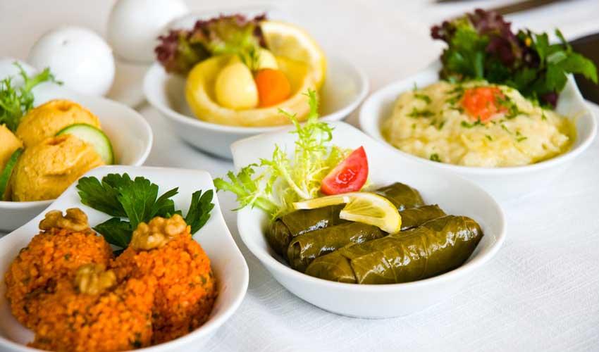 turquie pas cher cuisine turque tavernes mezze