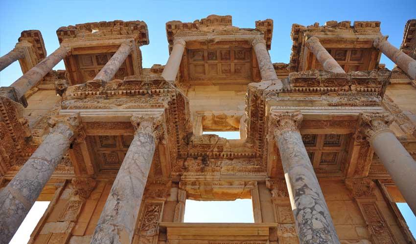 turquie pas manquer ephese site antique