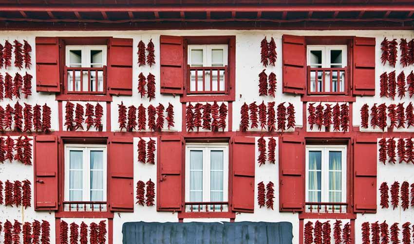 Vacanciel vacances a la campagne region sud ouest maison espelette pays basque