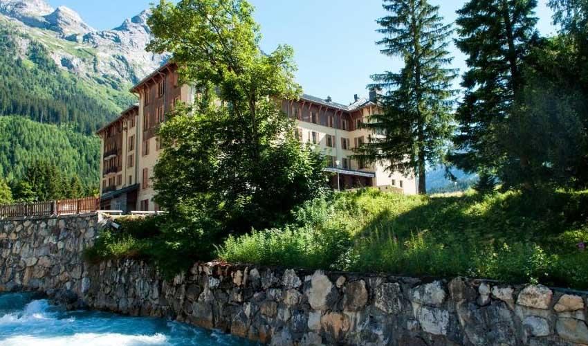 miléade hebergement hotel club residence en montagne