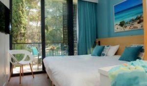 Miléade propose la location de villas et d'hôtels au sein de ses villages clubs