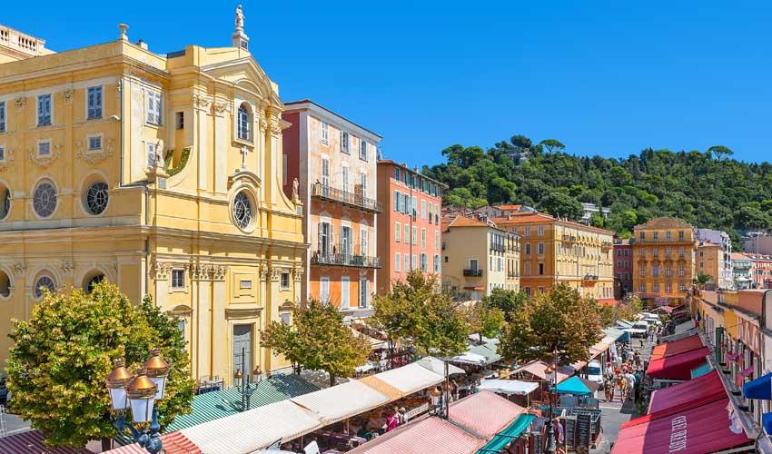 Miléade vacances mediterranee marche de nice club decouverte