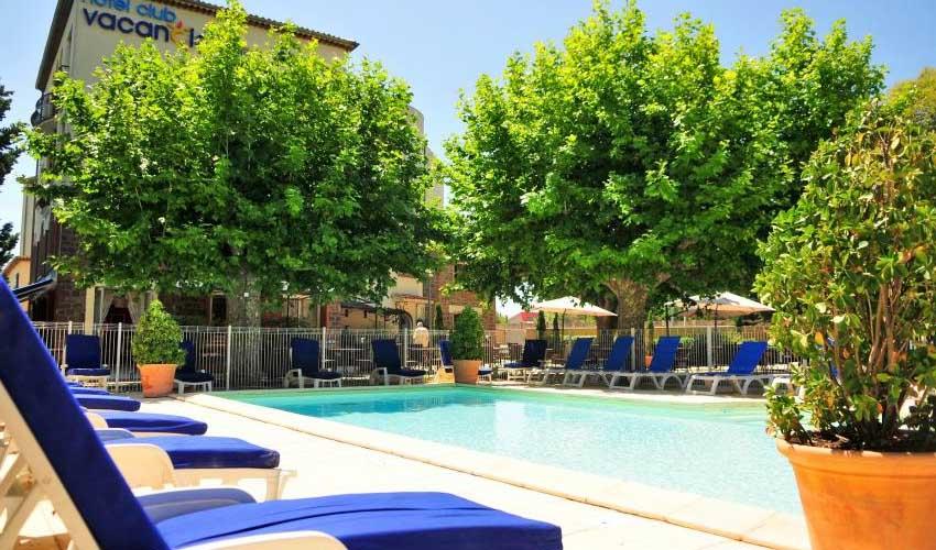 Miléade port frejus hotel club decouverte