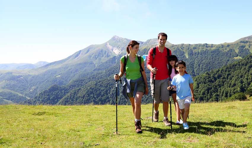 vacanciel vacances ete famille montagne randonnee