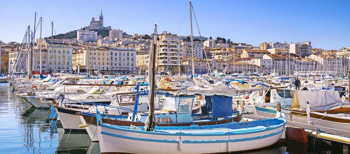 Miléade vacances mediterranee vieux port de marseille image principale