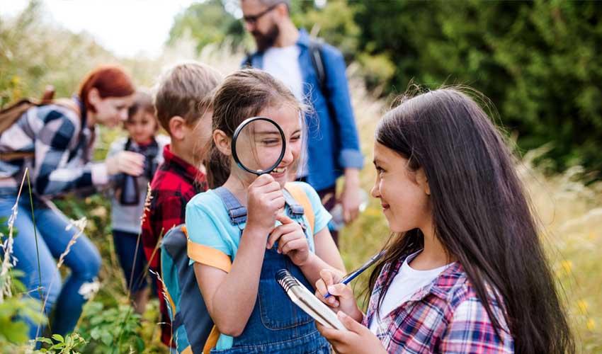 vvf villages vacances decouverte enfants activites nature groupe