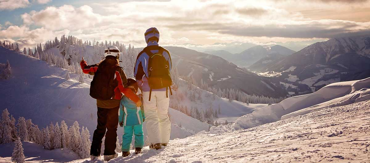 Promotion première minute MMV séjour montagne famille