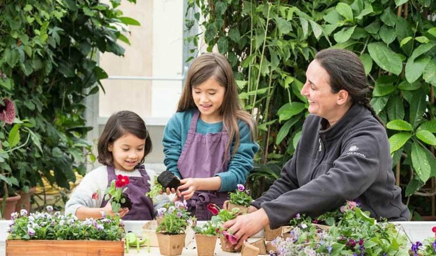 center parcs village nature paris france atelier jardin