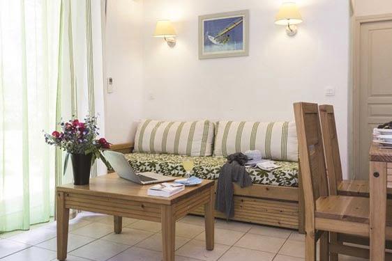 Résidence club Odalys Acqua Linda : Chambres