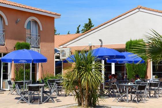 Résidence club Odalys Côté Canal : Restauration