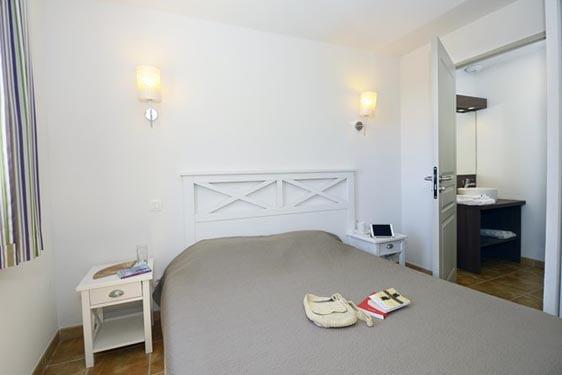 Résidence club Odalys Coteaux de Sarlat : Chambres
