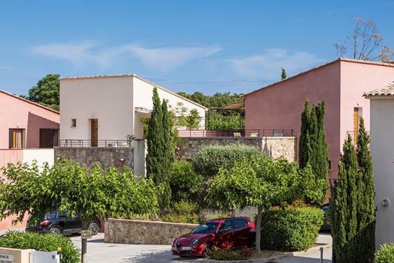 Résidence club Odalys Hameaux de Capra Scorsa : Infrastructures