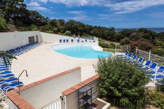 Résidence club Odalys Hameaux de Capra Scorsa : Vue générale