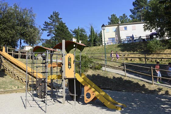 Résidence club Odalys Hauts de Salavas : Espaces enfants
