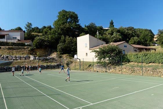 Résidence club Odalys Hauts de Salavas : Infrastructures