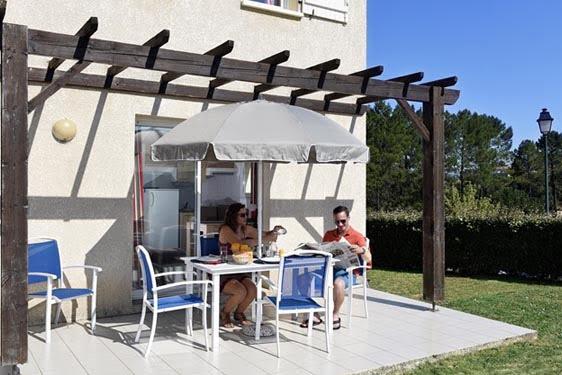 Résidence club Odalys Hauts de Salavas : Chambres