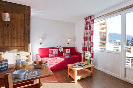 Résidence club Odalys Le Sornin : Chambres
