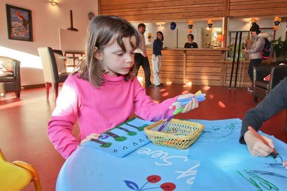 Résidence club Odalys Le Sornin : Espaces enfants