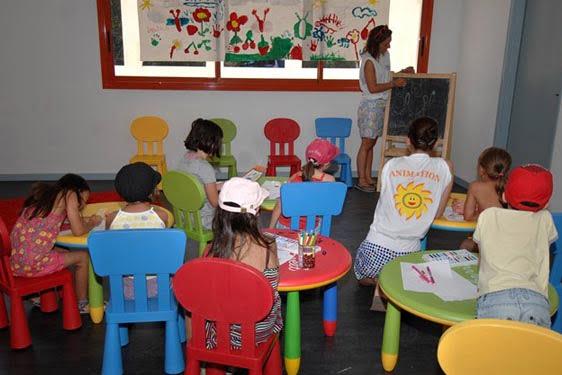 Résidence club Odalys Les Océanides : Espaces enfants