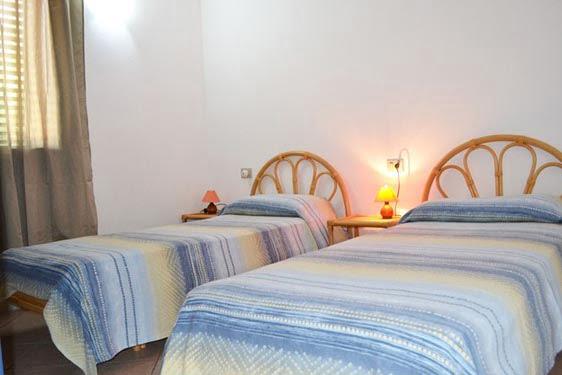 Résidence club Odalys Porto Corallo : Chambres
